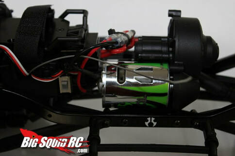 Brushed vs Brushless Motor for Scaling & Crawling
