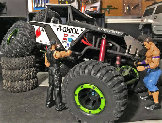 RC repairs and RC parts installation services